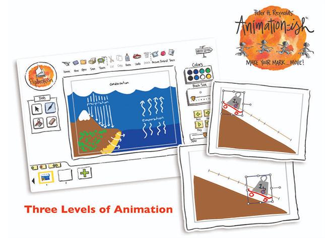 animation-ish screenshots