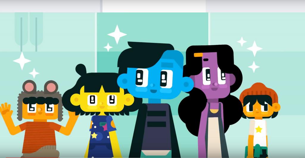 ubbu character graphic